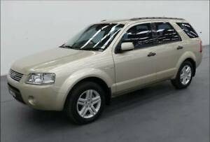 FORD Territory GHIA 4x4(LPG or Petrol)- Long ACT Rego