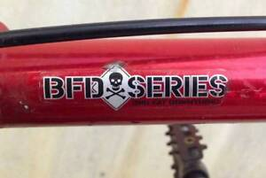 BMX HARO BFD SERIES FUSION ULTRA - MUST SELL ASAP