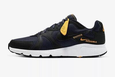 Nike Atsuma Mens Running Trainers. Size 9 UK. New. CD5461 400. Boxed....