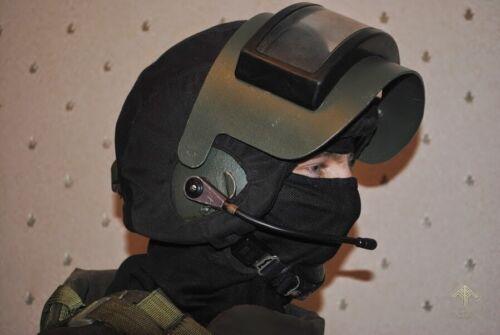 Russian KGB ALTYN BLACK helmet cover