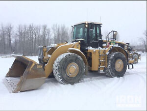 2003 Cat 980G Series II Wheel Loader