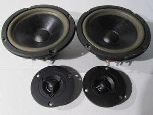 Haut-parleurs AXIOM