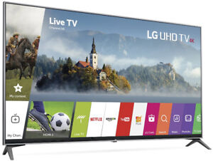 "LG 49""/55""/65""/70"" 4K SMART TV webOS3.5 from $549.99 NO TAX"