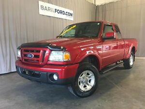 Ford Ranger 2WD SuperCab SPORT 2010