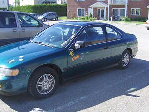 1995 Honda Accord Coupé (2 portes)