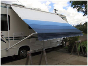 RV AWNINGS AND  FABRIC