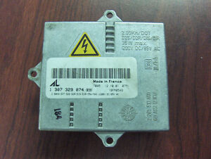 BMW and MINI O.E.M. XENON H.I.D. CONTROL MODULE / BALLAST