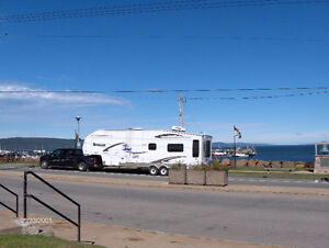 2008 Brookside by Sunnybrook 5th Wheel
