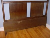 HEAD BOARD AND FOOT BOARD