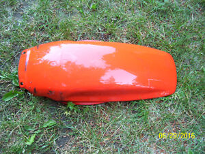 Honda CR 125 CR 250 CR 500 rear fender