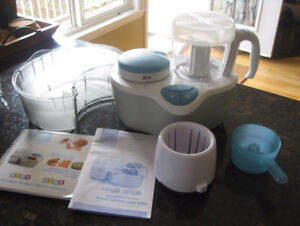 Oster Baby Nutrition Center -- like new!