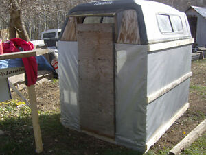 For Sale 4x6 Ice shack