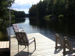 Waterfront Property on Muskoka River
