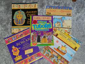 Tudors books kids