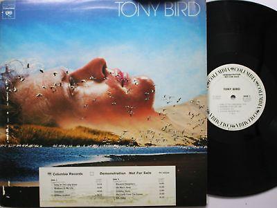 Jazz Promo Lp Tony Bird Self Titled On Columbia (Promo)