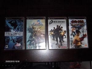 Meilleurs jeux de PSP
