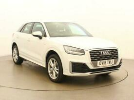 image for 2018 Audi Q2 1.4 TFSI CoD S line S Tronic (s/s) 5dr SUV Petrol Automatic