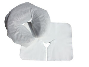 1000 Disposable Face Cradle Liners/Covers for Massage Tables