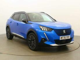 image for 2020 Peugeot 2008 50kWh GT Auto 5dr SUV Electric Automatic
