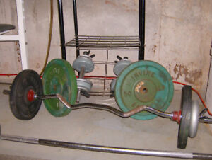 Weights -350 lbs