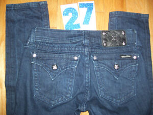 Huge Lot of Womens Miss Me Jeans 7 Total Size 26 + 27 Cambridge Kitchener Area image 7