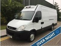 2010 Iveco Daily Refrigerated van high roof daily 35s11 Manual Temperature Contr
