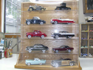 Danbury Mint Classic Ford Diecast replicas
