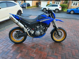 Yamaha xt660 supermoto