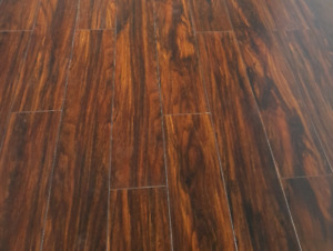 Elite Collection Laminate Flooring - 15MM American Walnut