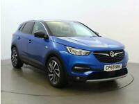 2020 Vauxhall Grandland X 1.2 Turbo Elite Nav Auto (s/s) 5dr SUV Petrol Automati
