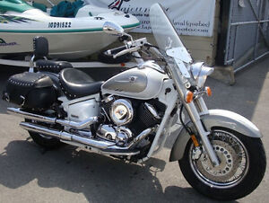 2004 Yamaha V-Star 1100 Silverado,  numbered Special Edition