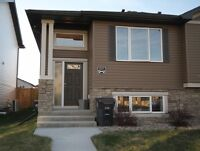 4 year old westside duplex - Available Oct 1st
