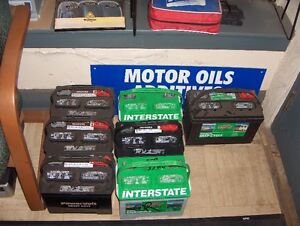Interstate Marine/RV Deep Cycle Batteries London Ontario image 6