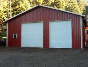 Steel Pole Barns, Garages, Workshops Windsor Region Ontario image 10
