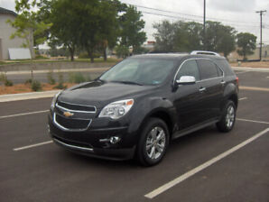 Fully loaded 2010 Chev Equinox FWD LT SUV VERY LOW KM.