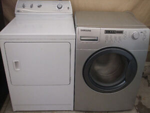 SAMSUNG WASHER AND MAYTAG DRYER FOR SALE!