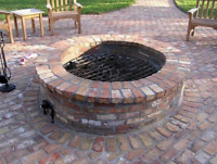 Looking for someone to build a fire pit