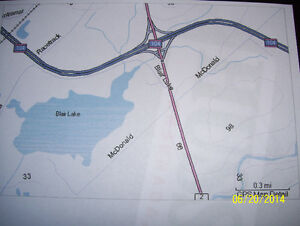 20 ACRE PARCEL OF LAND ON BLAIR LAKE, NOVA SCOTIA Prince George British Columbia image 2