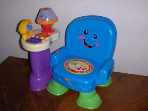 """Chaise musicale """"Fisher Price"""""""