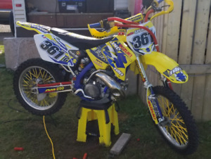 RM 250 mint con. Looking to Trade for cruiser or ATV $5000 Value