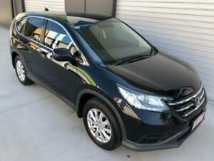 AS NEW 1 OWNER NON SMOKER 2012 MANUAL 2WD HONDA CRV WITH LOW KMS