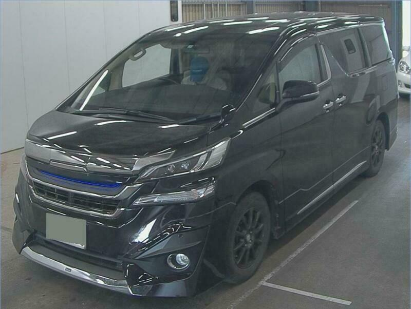 2015 (65) TOYOTA VELLFIRE Alphard 2 5 X Automatic 8 Seater MPV Elgrand  Previa | in Uxbridge, London | Gumtree