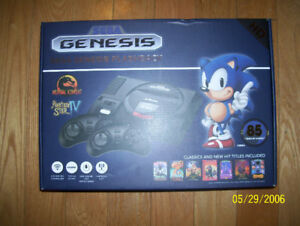 Sega Genesis Flashback with 85 Built in Games Sealed Christmas