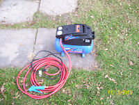Air Compresseur/Compressor  2 Gallon 100psi