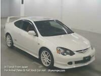 2002 Honda Integra Type R DC5 Coupe Petrol Manual