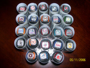 Coors Light World Series Baseball Rings ALL TEAMS + Complete Set