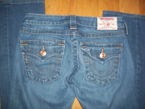 Huge Lot of Womens True Religion Jeans 6 Total Size 24 + 25 Cambridge Kitchener Area image 6