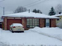 OPEN HOUSE Saturday Feb. 13th, 12-1:30 - 128 Sherryl Cres