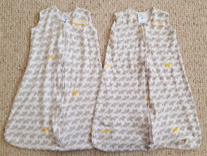 Sleep Sacks (4 x Halo & 1 x SwaddleMe)
