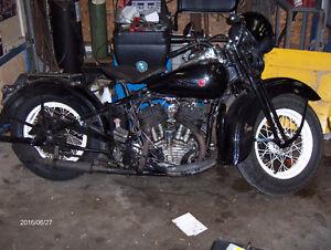 """Vintage Aftermarket Harley Parts & """"NOS"""" Parts """"LOOK""""."""